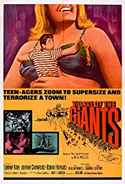 Village of the Giants (1965) Poster - Movie Forum, Cast, Reviews