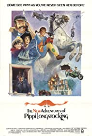 Michael Bell, Cory Crow, Tami Erin, John Schuck, David Seaman, and Frank Welker in The New Adventures of Pippi Longstocking (1988)