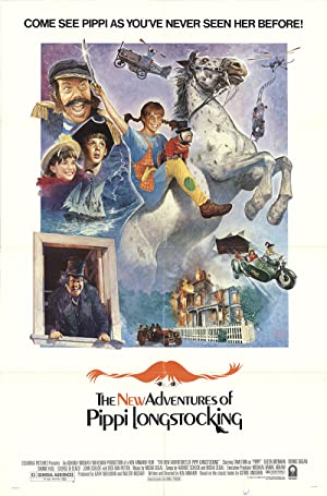 Permalink to Movie The New Adventures of Pippi Longstocking (1988)