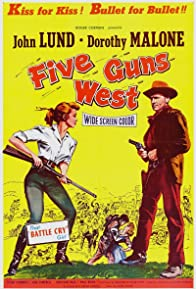 Primary photo for Five Guns West
