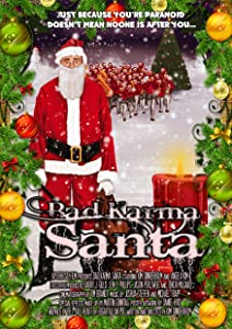 Downloadable free links movie site Bad Karma Santa by Henrik Bjerregaard Clausen [720x480]