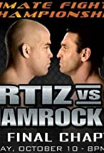 Primary image for Ortiz vs. Shamrock 3: The Final Chapter