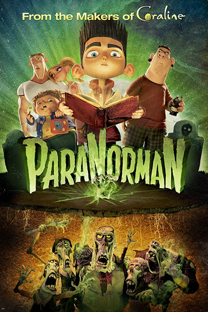 Image result for Paranorman (2012)