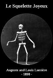 Le squelette joyeux Poster