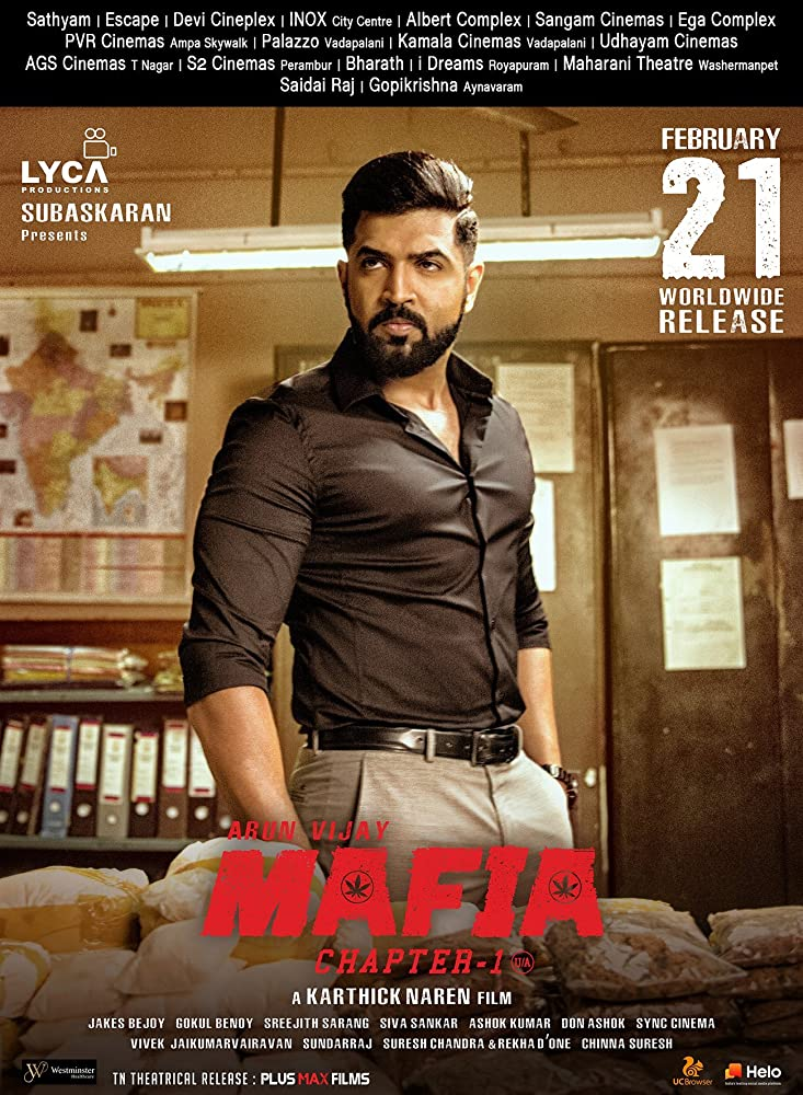 Mafia: Chapter 1 (2020) Tamil Full Movie Watch Online Download