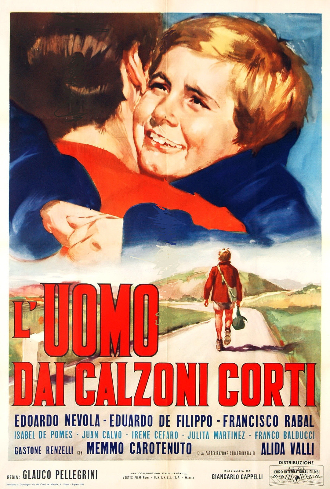 L uomo dai calzoni corti (1958) - IMDb 621062148fee
