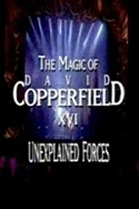 Movie television watching The Magic of David Copperfield XVI: Unexplained Forces [4K2160p]