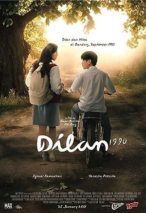 Dilan 1990 (2018) NETFLIX WEB-DL 480p & 720p