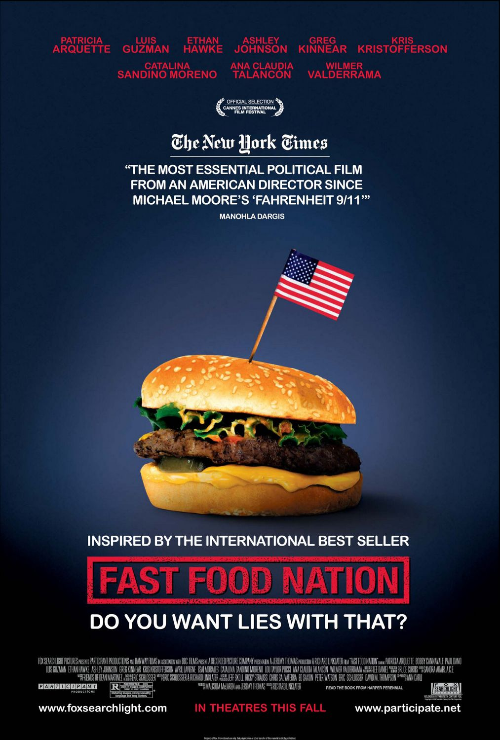 Fast Food Nation   Imdb Fast Food Nation