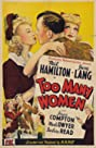 Too Many Women (1942) Poster