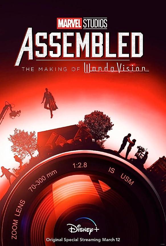Marvel Studios: Assembled 2021 English 720p HEVC DSNP HDRip S01E02 ESubs