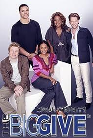 Oprah Winfrey, Jamie Oliver, Nate Berkus, Tony Gonzalez, and Malaak Compton in The Big Give (2007)