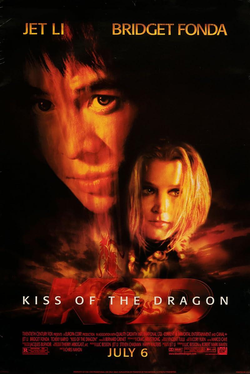 Kiss of the Dragon (2001) Hindi Dubbed
