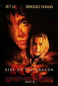 Bridget Fonda and Jet Li in Kiss of the Dragon (2001)