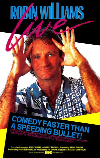 Robin Williams Live On Broadway Tv Special 2002 Imdb