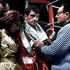 Jean-Paul Belmondo, Andrex, and Malvina Silberberg in L'aîné des Ferchaux (1963)