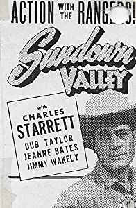 Sundown Valley full movie online free