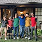 Landon Drake, Romeo Barron, Reed Taylor, Bryton Snyder, Will Hyde, and Max Purget in The Sneak Over (2020)