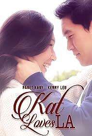 Paget Kagy and Kenny Leu in Kat Loves LA (2017)