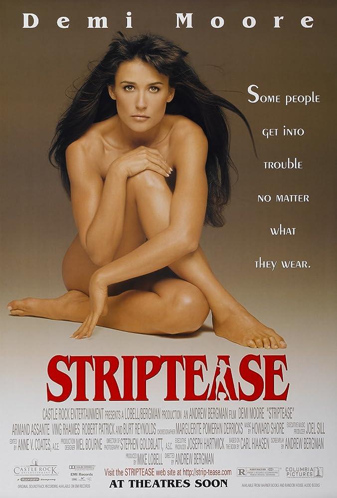 18+ Striptease 1996 English 720p BluRay x264 700MB