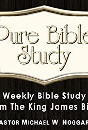 Pure Bible Study Poster