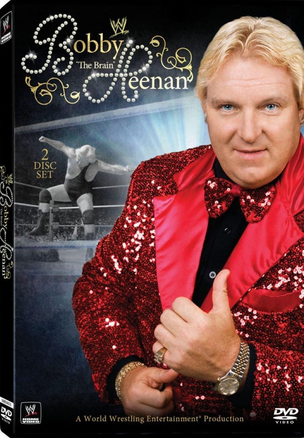 Bobby Heenan in WWE: Bobby 'The Brain' Heenan (2010)