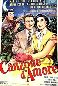 Primary photo for Canzone d'amore