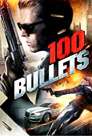 100 Bullets (2016) starring Richard Llewellyn on DVD on DVD