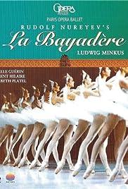 La Bayadère Poster