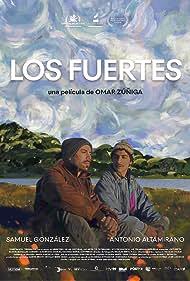 Antonio Altamirano and Samuel González in Los Fuertes (2019)
