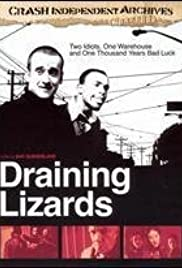 Draining Lizards Poster