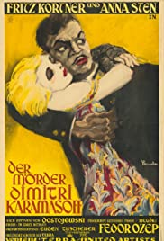 Der Mörder Dimitri Karamasoff (1931) Poster - Movie Forum, Cast, Reviews