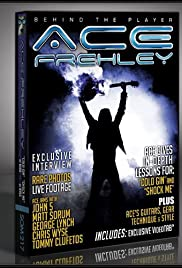 Behind the Player: Ace Frehley Poster