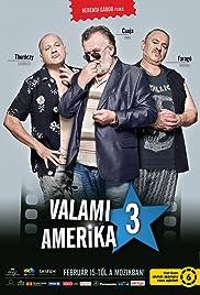 Valami Amerika 3 Poster