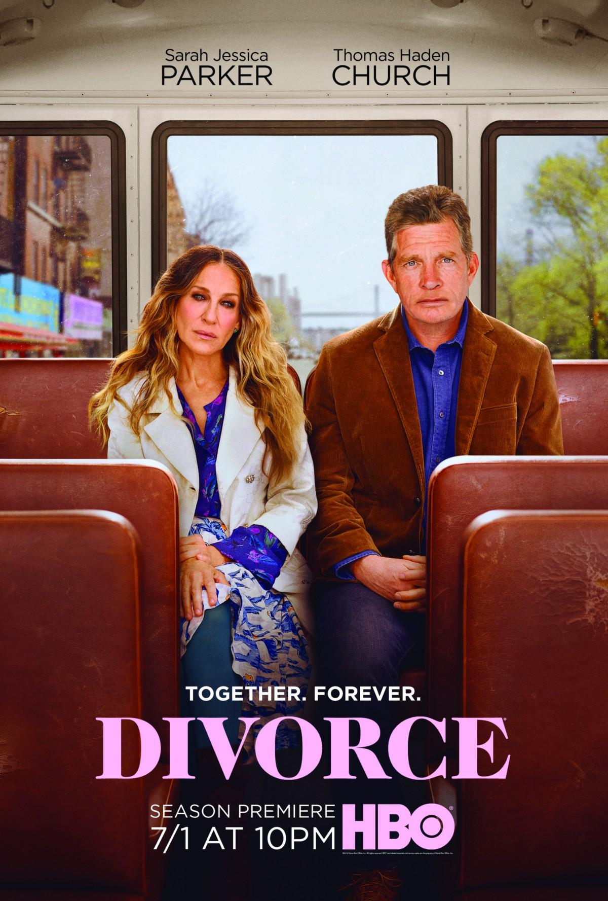 SKYRYBOS (2 sezonas) / DIVORCE