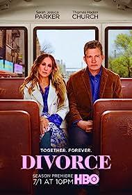 Sarah Jessica Parker and Thomas Haden Church in Divorce (2016)