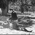 Al Ferguson and Tom Tyler in Roamin' Wild (1936)