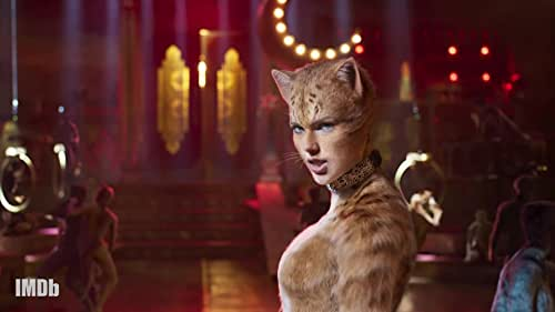 The Cast of 'Cats' Play Cats Out of the Bag