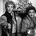 Donald Sutherland and Gene Wilder in Start the Revolution Without Me (1970)