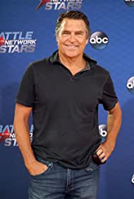 Ted McGinley in Battle of the Network Stars (2017)