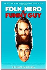 Wyatt Russell and Alex Karpovsky in Folk Hero & Funny Guy (2016)