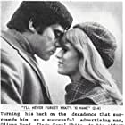 Oliver Reed and Carol White in I'll Never Forget What's'isname (1967)