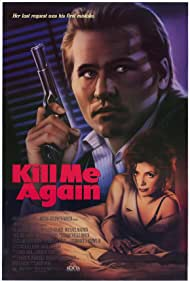 Val Kilmer and Joanne Whalley in Kill Me Again (1989)