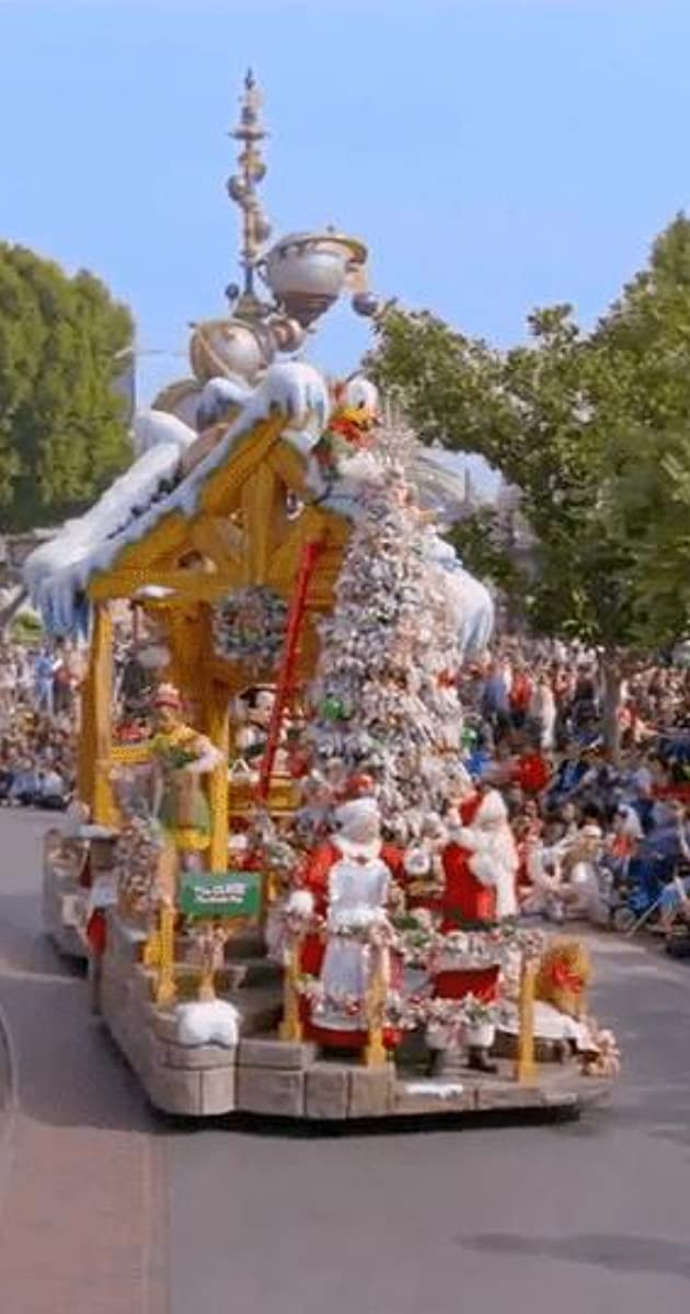 Disney Parks Magical Christmas Day Parade (2019) - Full Cast & Crew - IMDb