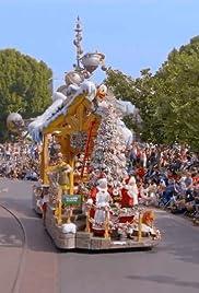 Disney Parks Magical Christmas Day Parade Poster