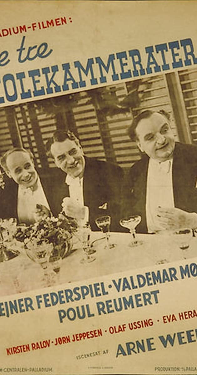 De Tre Skolekammerater 1944 Kirsten Ralov As Eva Steen Imdb