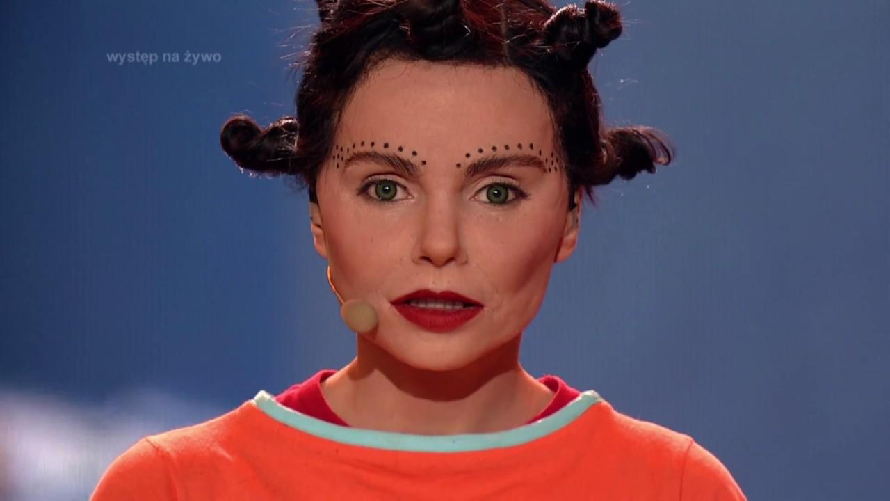 Izabella Miko as Bjork in Your Face Sounds Familiar (2018)