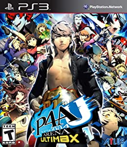 Downloading movie psp Persona 4: Arena Ultimax Japan [Ultra]
