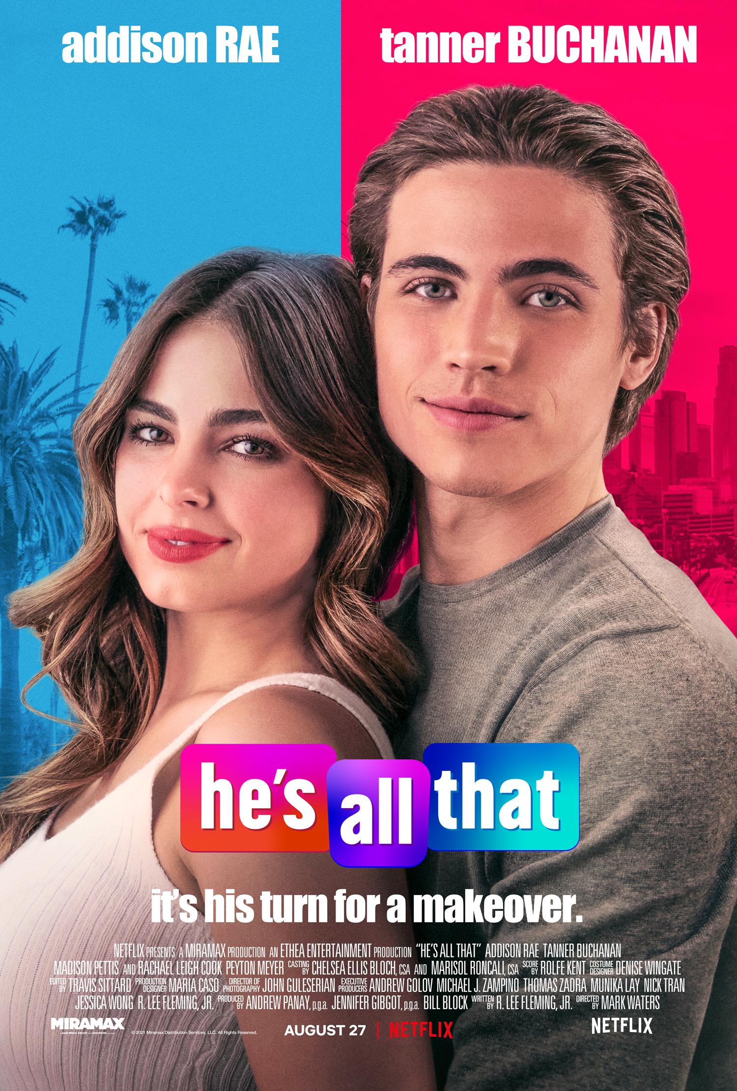 He's All That (2021) - IMDb