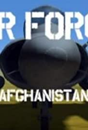 Air Force Afghanistan Poster